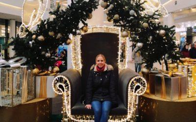 Tak, w tym roku rozsiądź się wygodnie, jak królowa – Królowa własnego życia.